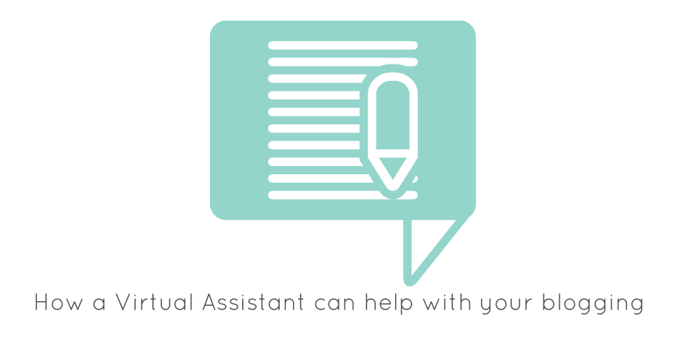 How a virtual assistant can help with your blogging